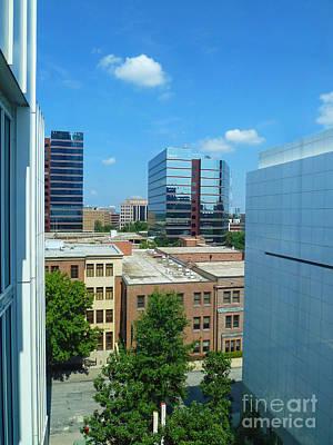 Photograph - Midtown Atlanta 1 by Sally Simon