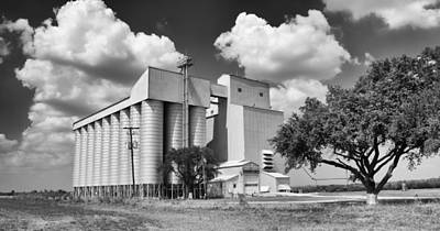 Photograph - Midway Rice Drier by Guy Whiteley