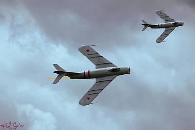 Mig-17 F Original by Michael Rucker
