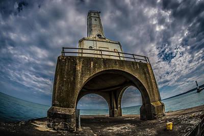 Photograph - Mighty Beacon by Randy Scherkenbach