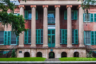 Photograph - Mighty Columns by Dale Powell