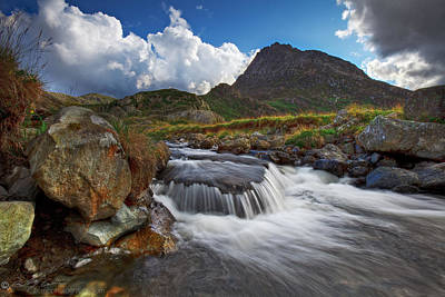 Photograph - Mighty Tryfan  by Beverly Cash