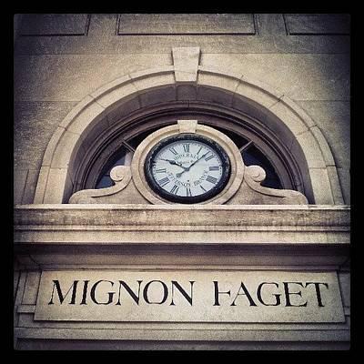 New Orleans Photograph - Mignon Faget New Orleans by Glen Abbott
