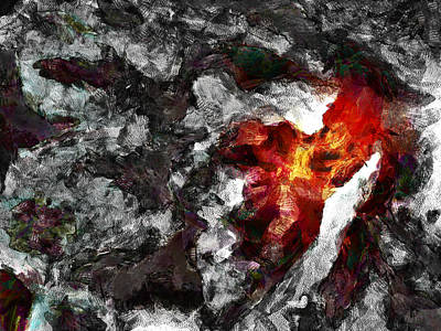 Headache Digital Art - Migraine  by Steve Taylor