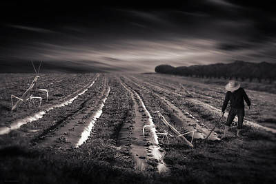 Photograph - Migrant Workers by Gray  Artus