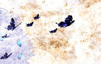 Migration Digital Art - Migration by Phil Vooz
