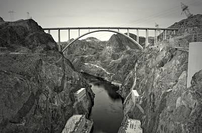 Photograph - Mike O Callaghan  Pat Tillman Memorial Bridge by Mark Ross