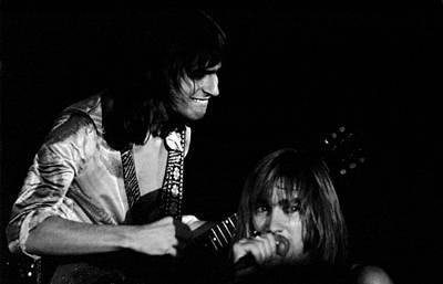 Photograph - Mike Somerville And John Schlitt Of Head East by Ben Upham