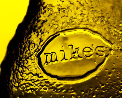 Photograph - Mike's Bottle Art by Bill Kesler