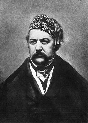 Photograph - Mikhail Glinka (1804-1857) by Granger