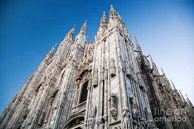 Photograph - Milan Cathedral Duomo by Michal Bednarek