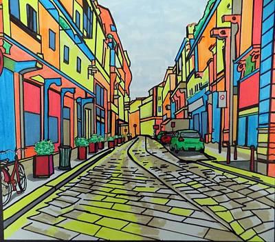 Milan Art Print