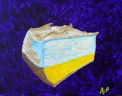 Photograph - Mile High Pie by Brenda Pressnall