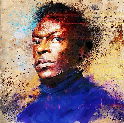 Miles Ahead Art Print