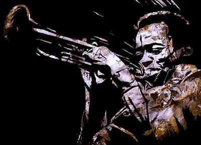 Miles  Original by Andrzej Szczerski