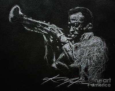 Miles Original by Chris Mackie