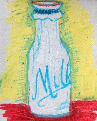 Pastel - Milk by Racquel Morgan