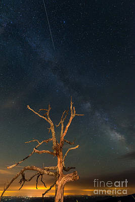Photograph - Milkway_n3594 by Chuck Smith