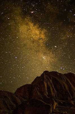 Mike Schmidt Photograph - Milky Sky by Mike Schmidt