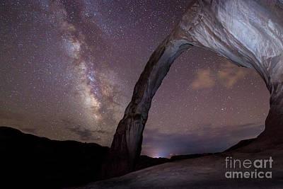 Milky Way Arch Original by Michael Ver Sprill