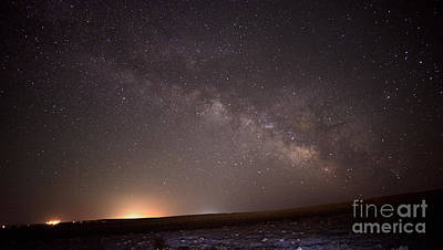 Fernley Photograph - Milky Way by Dianne Phelps