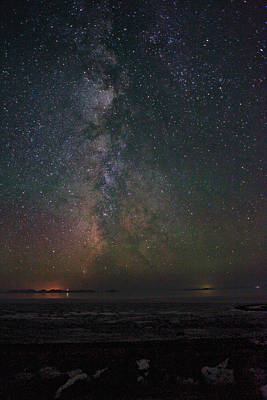 Photograph - Milky Way by Ely Arsha