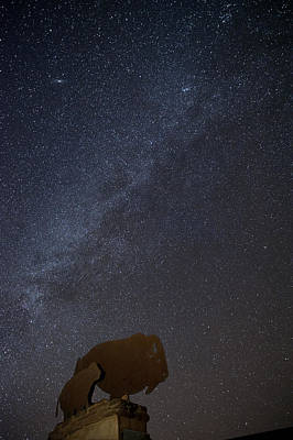 Photograph - Milky Way  by Melany Sarafis