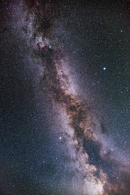 Photograph - Milky Way by Shimpei Yamashita