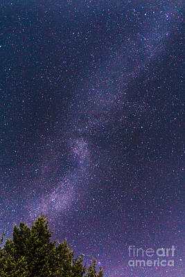Milky Way Stars Original by Kerry Langel