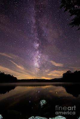 Milky Way Straight Up Original by Robert Loe