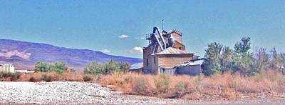 Photograph - Mill View by Marilyn Diaz
