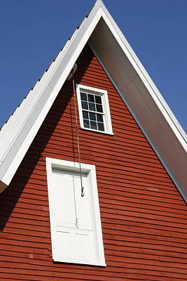 Photograph - Mill Window by Kristia Adams