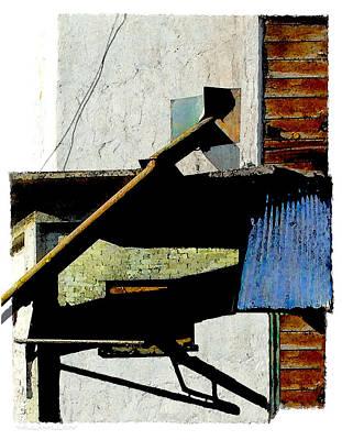Feed Mill Digital Art - Millamillion by Brenda Leedy