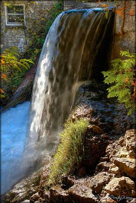 Photograph - Millcroft Falls by Michaela Preston