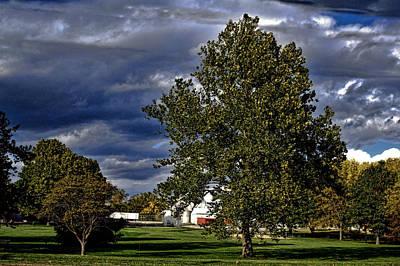 Photograph - Miller Park Desoto Kansas by Tim McCullough