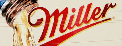 Photograph - Miller Sign Series One by A K Dayton