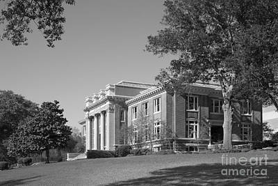 Photograph - Millsaps College Murrah Hall by University Icons