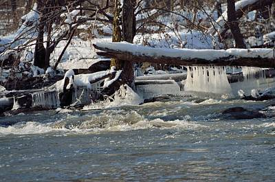 Millstone River Photograph - Millstone River At Kingston by Steven Richman