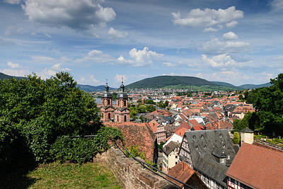 Photograph - Miltenberg by John Johnson
