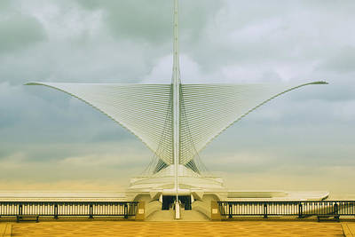 Milwaukee Art Center Art Print
