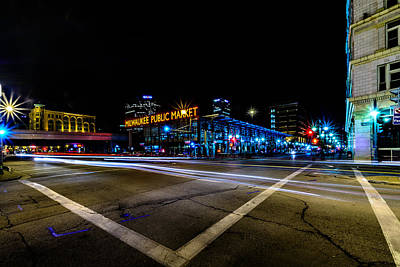 Superhero Ice Pop - Milwaukee Public Market by Randy Scherkenbach