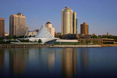 Photograph - Milwaukee by Ryan Heffron