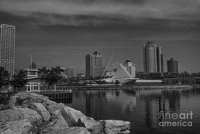 Photograph - Milwaukee Wisconsin 8 by David Haskett