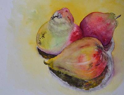 Mimi's Harvest Art Print by Beverley Harper Tinsley