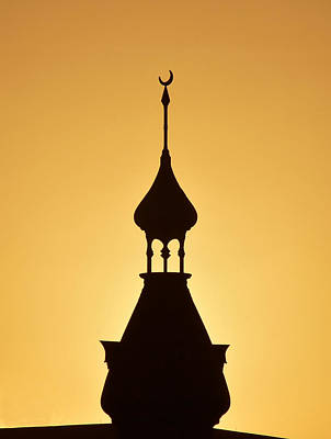 Photograph - Minaret by David Lee Thompson