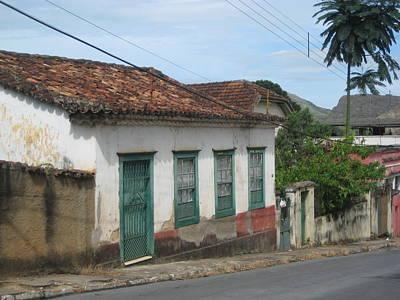 Photograph - Minas Gerais 1 by Maria Akemi  Otuyama