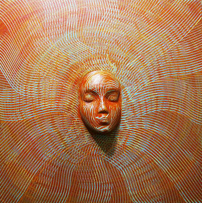 Painting - Mind Expansion by Drew Shourd