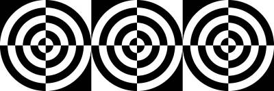 Abstract Royalty-Free and Rights-Managed Images - Mind Games 3 Panoramic by Mike McGlothlen