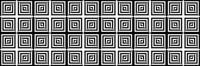 Abstract Royalty-Free and Rights-Managed Images - Mind Games 30 Panoramic by Mike McGlothlen