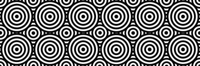 Op Art Digital Art - Mind Games 57 Panoramic by Mike McGlothlen